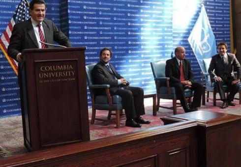 NEW YORK: Disertación en la Universidad de Columbia sobre Consecuencias de las políticas adoptadas por los países del cono sur.