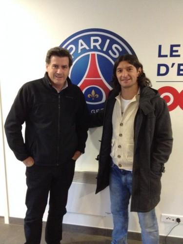 PARIS: en el PSG con Guglielmone